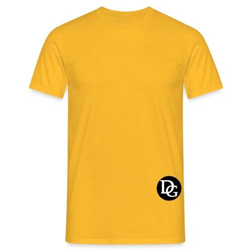 New 2016 DG logo - Men's T-Shirt