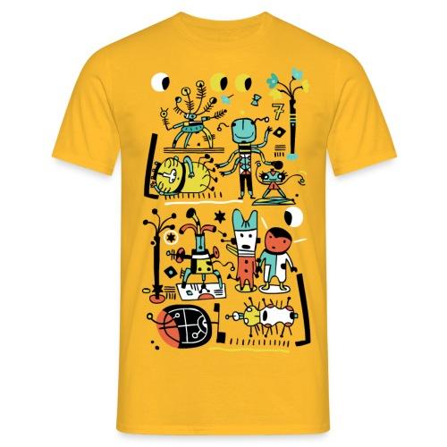 Happy Birthday - Männer T-Shirt