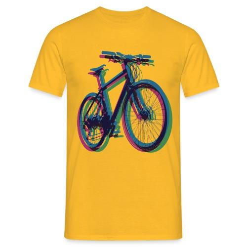 Bike Fahrrad bicycle Outdoor Fun Mountainbike - Men's T-Shirt