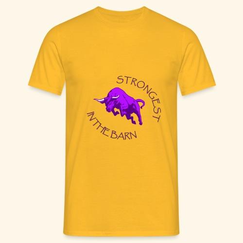 STRONGEST - Maglietta da uomo