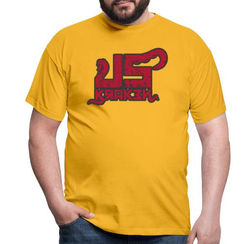 Solo tipografia - Camiseta hombre
