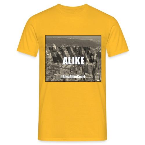 Alike City - T-shirt Homme