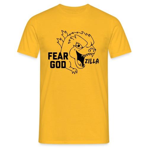 Godz T-shirt - Maglietta da uomo