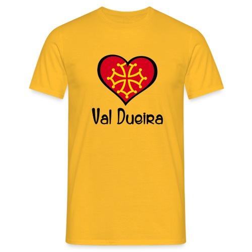 Amo la Val Susa - Maglietta da uomo