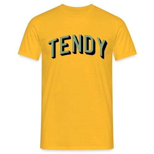 Hockey Goaltender - Tendy - Men's T-Shirt