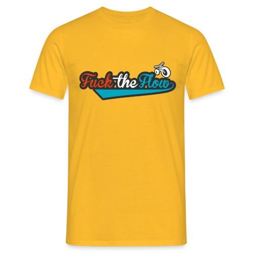 FUCK THE FLOW - Maglietta da uomo