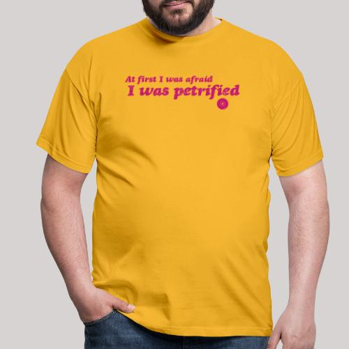 GaynorPower - Maglietta da uomo