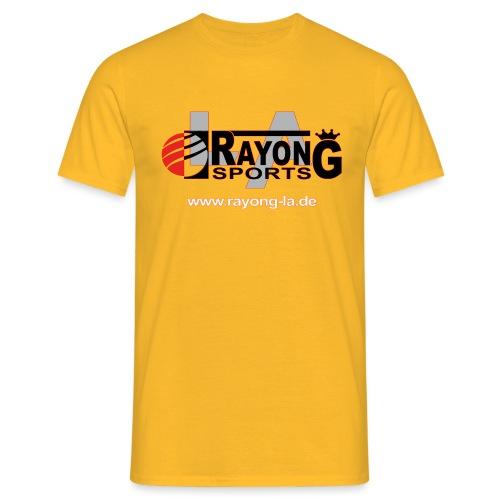 rayong-logo - Männer T-Shirt