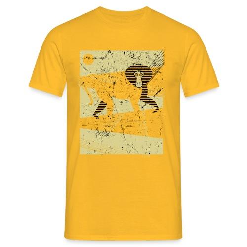 Ethiopian Baboon - Maglietta da uomo