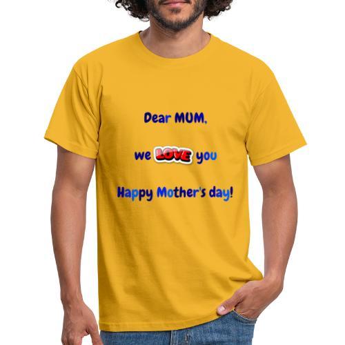 Maman - T-shirt Homme