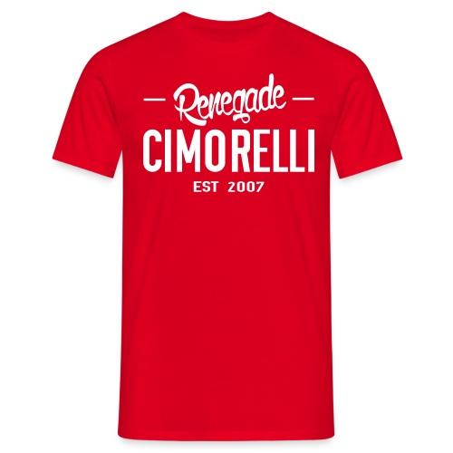 renegadecimorelli - Men's T-Shirt