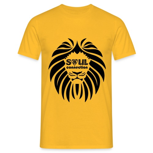 Soulconnection Lion - Männer T-Shirt
