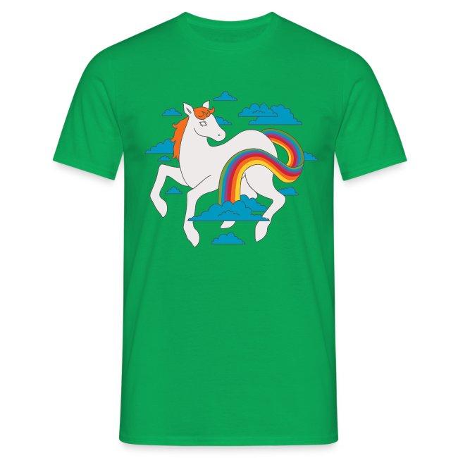 Rainbow Tail Pony T-shirt