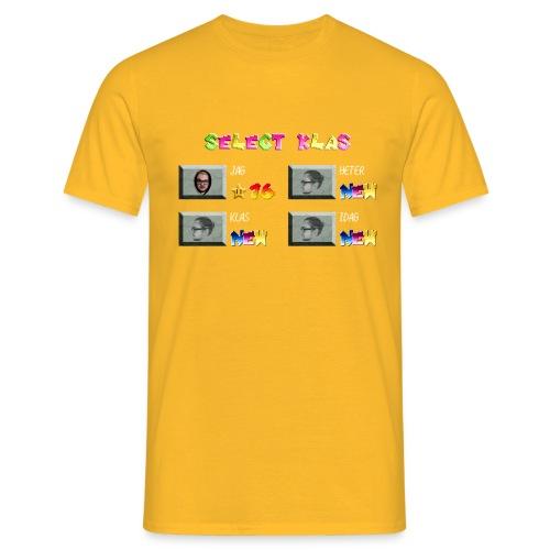 SELECT KLAS - T-shirt herr