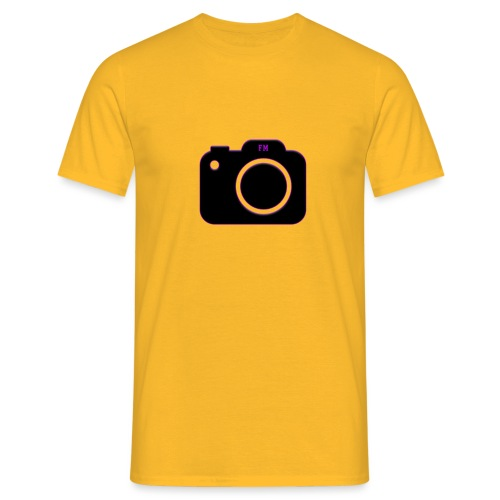 FM camera - Men's T-Shirt