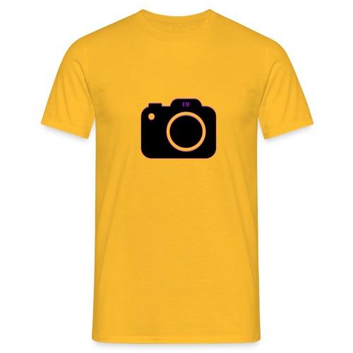 FM camera - Men's T-Shirt