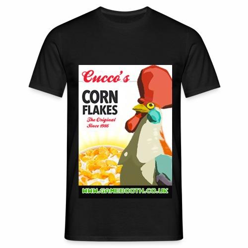 Cuccos Cornflakes - Men's T-Shirt