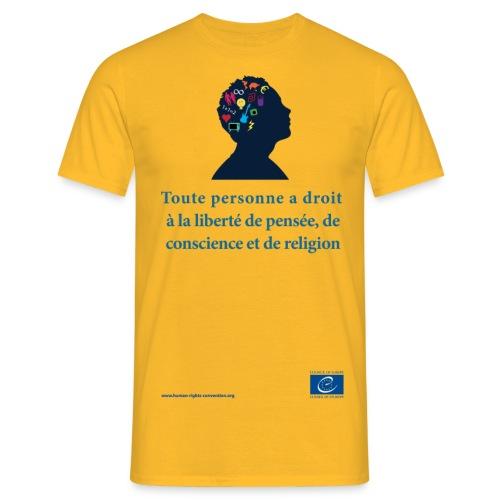 png franais12 - T-shirt Homme