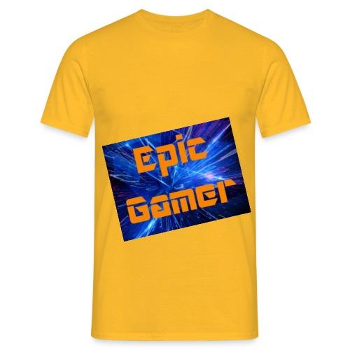 Epic merch! - Men's T-Shirt