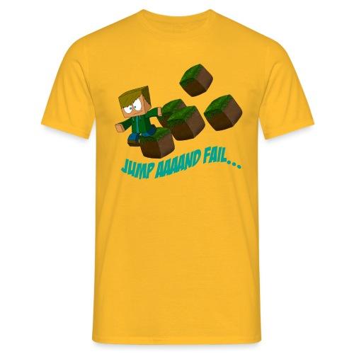 fffdgfdgf png - Männer T-Shirt