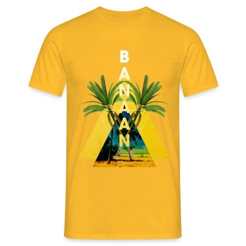 BANAAN 04 - Mannen T-shirt
