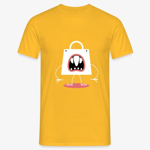 'Oasi' Monster Monstober DAY 31 - Mannen T-shirt