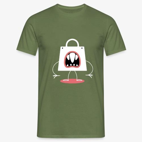 'Oasi' Monster Monstober DAY 31 - Mannen T-shirt