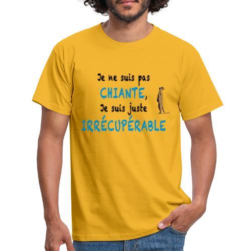 Je ne suis pas - T-shirt Homme