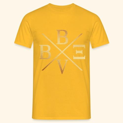 BVBE Gold X Factor - Men's T-Shirt