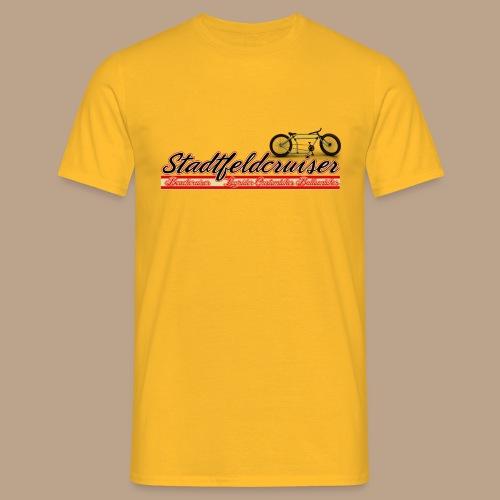 Cruiser1 - Männer T-Shirt
