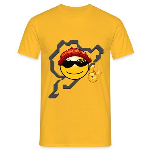 Party HATZE hangaround png - Männer T-Shirt