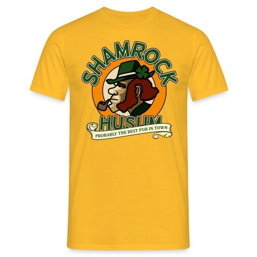 Shamrock Husum Logo - Männer T-Shirt