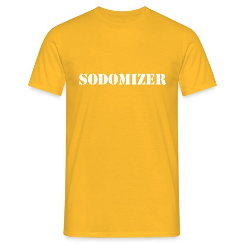 sodomizer - Men's T-Shirt
