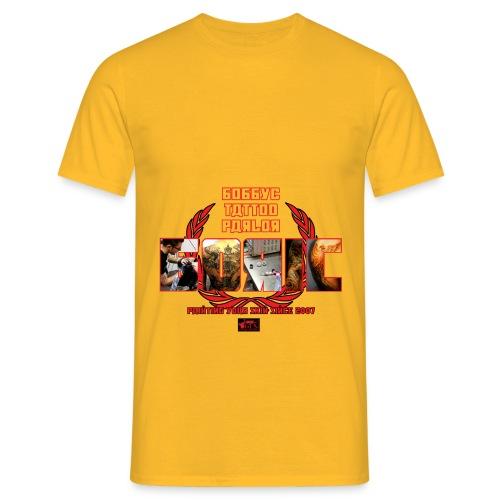 gun 6 - T-shirt herr