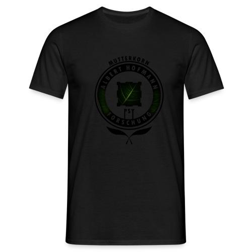 AlbertHofmann_Forschung - Männer T-Shirt