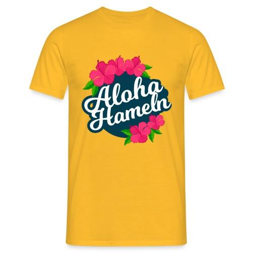 Aloha Hameln | Hawaii SunShine | - Männer T-Shirt