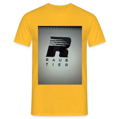 Raubtier - Männer T-Shirt