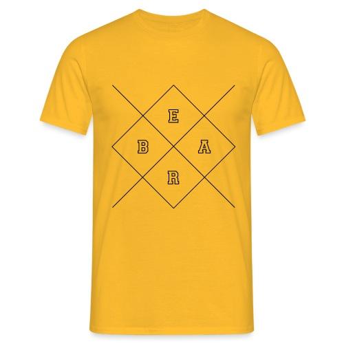 BEAR Hipster - Camiseta hombre