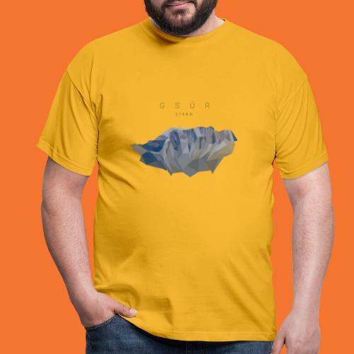 Gsür LP - Männer T-Shirt