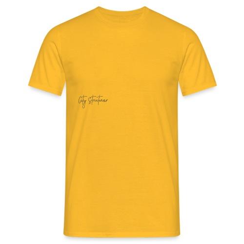 city streetwear - Herre-T-shirt