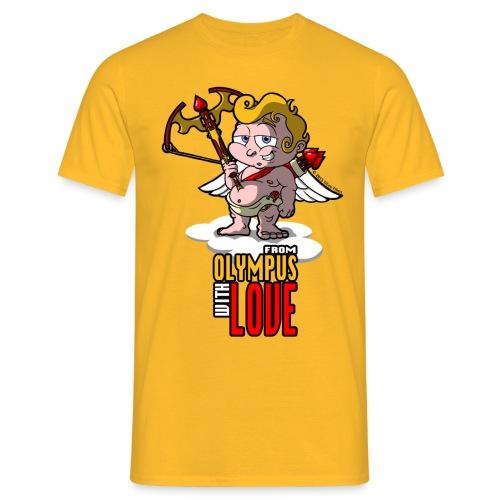 Agent Valentine Olympus Grin SiLee Films - Men's T-Shirt