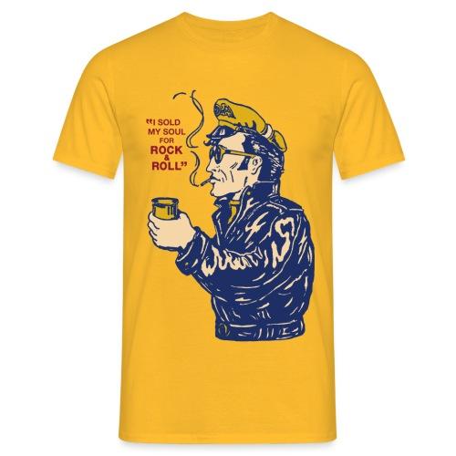Ich habe meine Seele verkauft - Männer T-Shirt