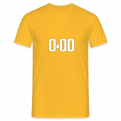 MINUIT - T-shirt Homme