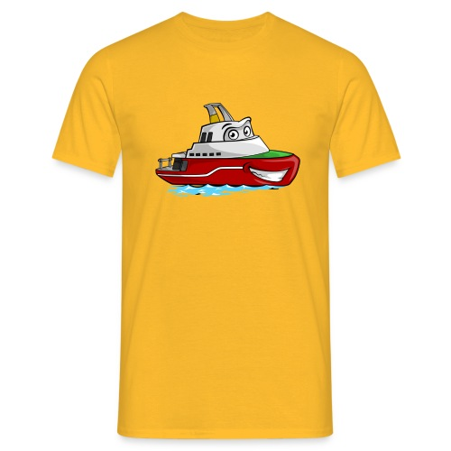 Boaty McBoatface - Men's T-Shirt