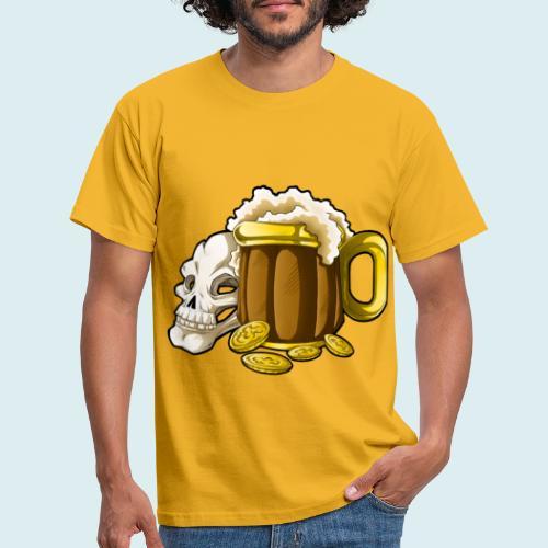 beer - Maglietta da uomo