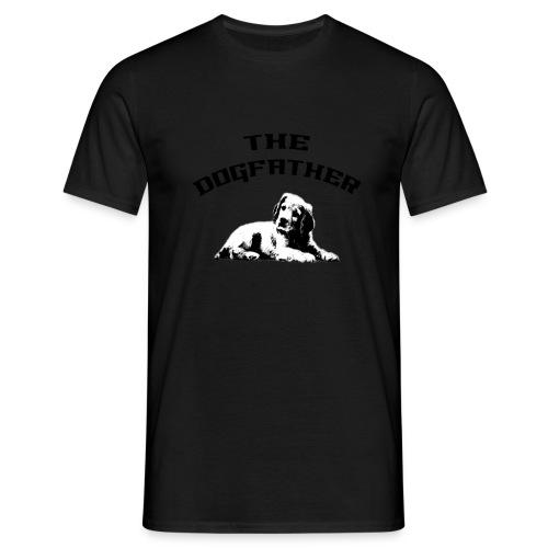 Divertente The DogFather Magliette Uomo Donna - Maglietta da uomo