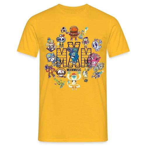 MXMLITTLEMONSTER - Men's T-Shirt
