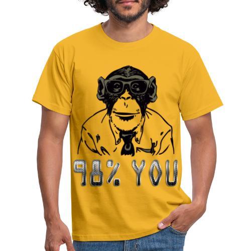 98% you - Camiseta hombre