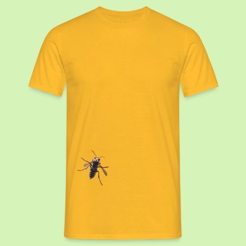 Wespe - Männer T-Shirt