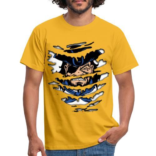 Pirates inside - Maglietta da uomo
